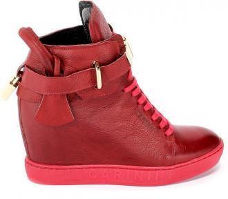 Sneakersy Carinii B3767/K-K74-000-000-B88 Wino
