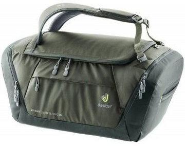 deuter Aviant Duffel Pro 60, oliwkowy  2021 Torby i walizki na kółkach