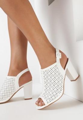 Białe Sandały Aethopheu