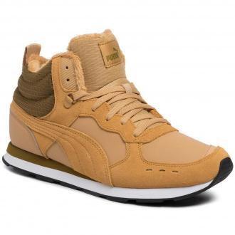 Sneakersy PUMA - Vista Mid Wtr 369783 03 Taffy/Moss Green/Puma White
