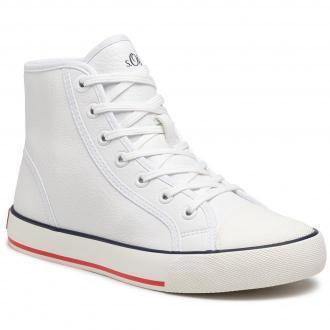 Trampki S.OLIVER - 5-25200-36 White 100