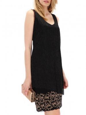 Wieczorowa sukienka czarna Desigual PETI