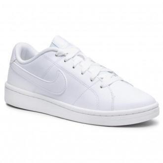 Buty NIKE - Court Royale 2 CU9038 100 White/White