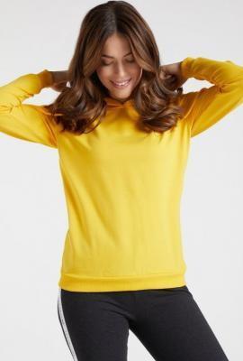 Minimalistyczna bluza z kapturem