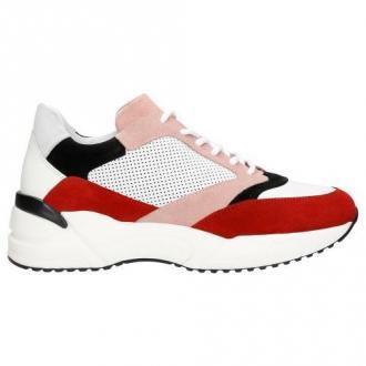 Wojas Rewelacyjne Nowoczesne Damskie Sneakersy
