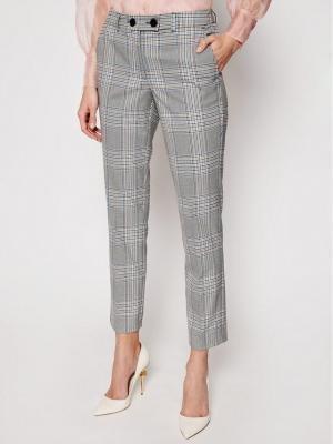 Marella Spodnie materiałowe Getto 31311311200 Kolorowy Regular Fit