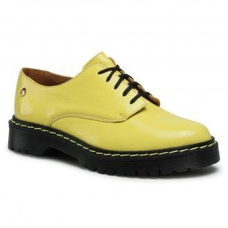 Oxfordy MACIEJKA - 04087-07/00-5 Żółty