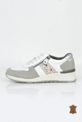 Sportowe buty z suwakiem