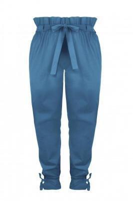 HUDSON BLUE eleganckie spodnie plus size : size - 60/62
