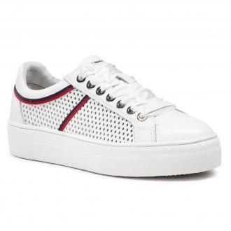 Sneakersy TAMARIS - 1-23500-26 White Comb 197