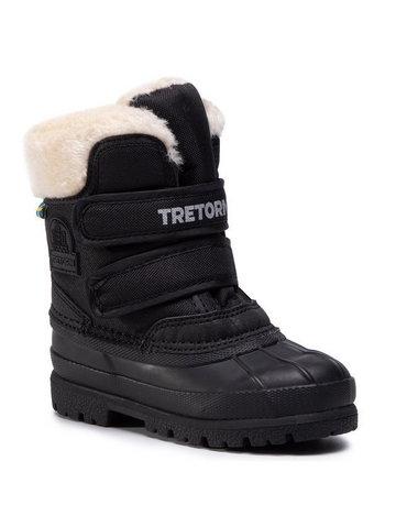 Śniegowce Expedition Boot 472702 Czarny