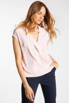 Kopertowa bluzka damska