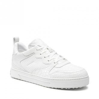 Sneakersy MICHAEL MICHAEL KORS - Baxter 42T1BAFS1W Optic White