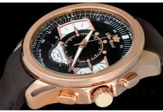 Zegarek meski GINO ROSSI - 1565A (zg157g)