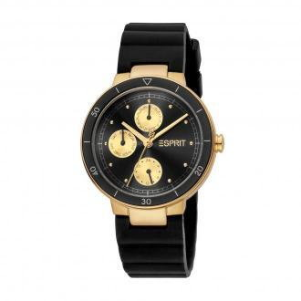 Zegarek ESPRIT - ES1L226P0075 Black/Gold