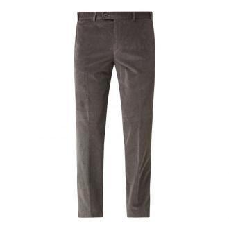 Spodnie sztruksowe z dodatkiem streczu model 'PARMA'