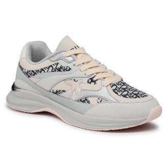 Sneakersy PINKO - Lightech Sneaker PE21 BLKS1 1H20V3 Y73U Off White O6W