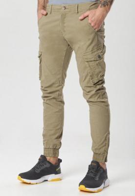 Khaki Spodnie Kleodone