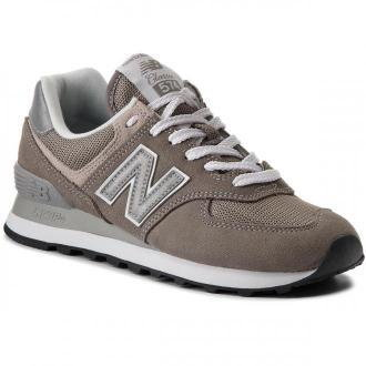 Sneakersy NEW BALANCE - WL574EG Szary