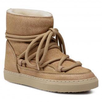 Buty INUIKII - Sneaker Glitter 70202-111 Beige