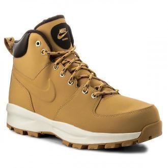 Buty NIKE - Manoa Leather 454350 700 Haystack/Haystack/Velvet Brown