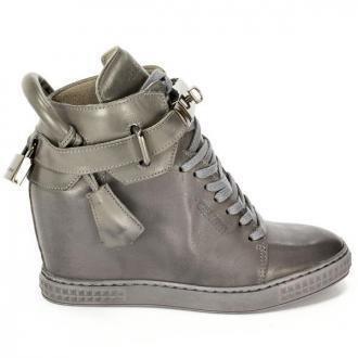 Sneakersy Carinii B3767/L38-000-PSK-B88 Szary