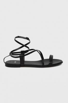 Boss - Sandały skórzane