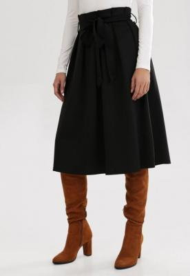 Czarna Spódnica Limeshine