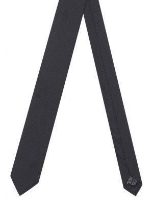 Hugo Krawat Tie Cm 6 50447343 Czarny