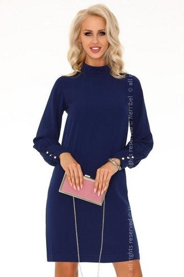 Jacominna Dark Blue 85307 sukienka