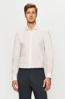 Hugo - Koszula Super Slim Fit