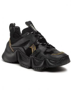 Carinii Sneakersy B5857 Czarny