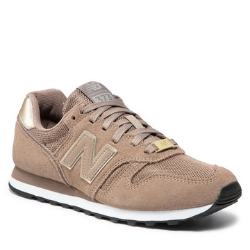 Sneakersy NEW BALANCE - WL373ML2  Brązowy