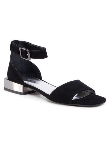 Sandały QZ-69-04-000706 Czarny