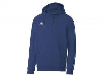 adidas Bluza męska z kapturem, 1 sztuka (XL, Granatowy)