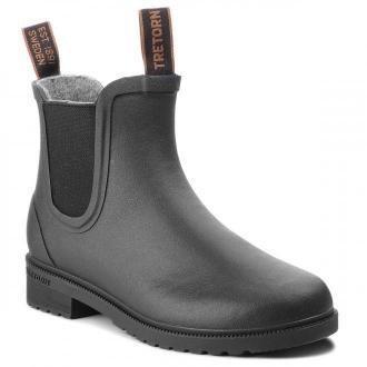 Kalosze TRETORN - Chelsea Classic Wool 473417  Black 10