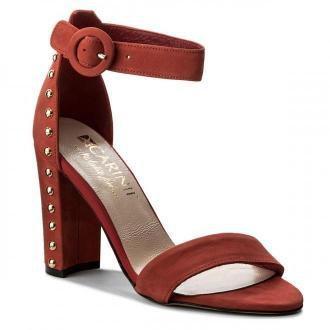 Sandały CARINII - B4410 H55-000-000-B16