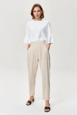 Wiskozowe spodnie