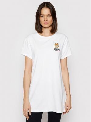 MOSCHINO Underwear & Swim T-Shirt 1910 9021 Biały Regular Fit