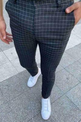 Spodnie męskie EDMOND NAVY