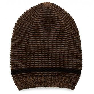Czapka GINO ROSSI - O3M3-016-AW20 Brown