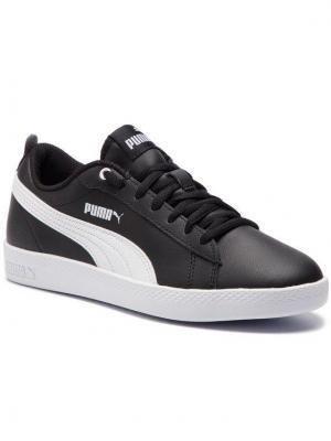 Puma Sneakersy Smash Wns V2 L 365208 02 Czarny