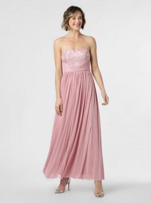 Lipsy - Damska sukienka wieczorowa, różowy