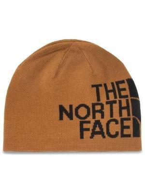 The North Face Czapka Rvsbl Tnf Banner Bne NF00AKNDTHV Brązowy