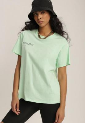 Jasnozielony T-shirt Mepheusa