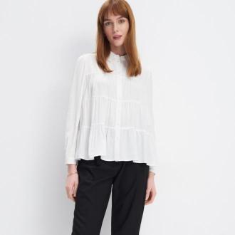 Mohito - Wiskozowa koszula - Biały
