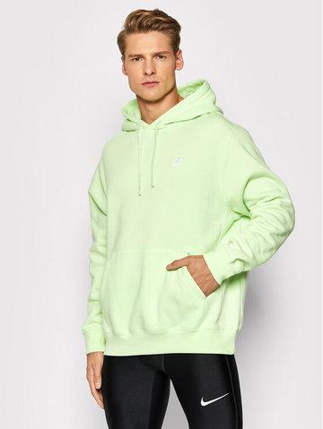 Bluza Sportswear Club BV2654 Zielony Standard Fit