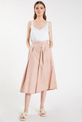 Spodnie damskie culotte