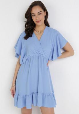Niebieska Sukienka Chartarish