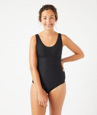 Vahine Kostium Kąpielowy Jednoczęściowy Dla Kobiet Po Mastektomii - 38 - Czarny - Etam